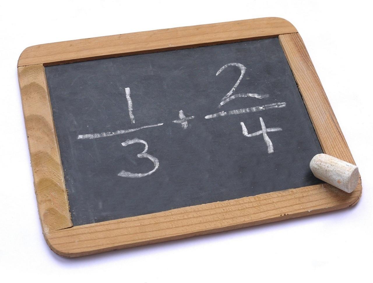 Apprivoisez les Fractions avec le nouveaux tome des Maths Apprivoisées