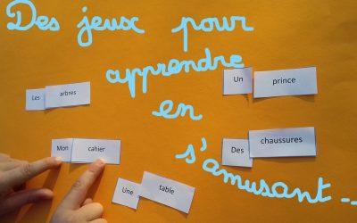 Feuillets Pédagogiques de Français
