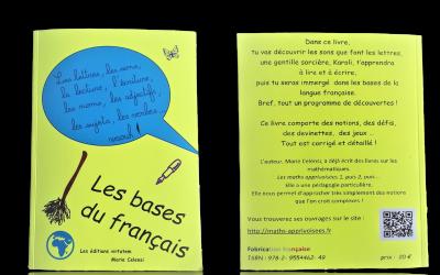 Venez Découvrir notre Nouveau Livre : Les Bases du Français
